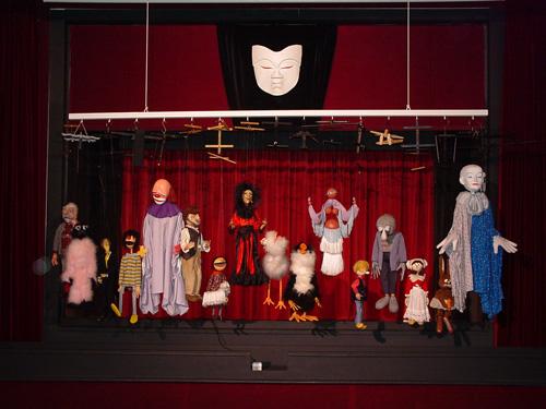 Welt am Faden - Theater aus dem Koffer