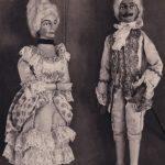 Marionetten von damals