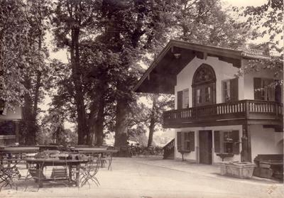 Das alte Tölzer Marionettentheater